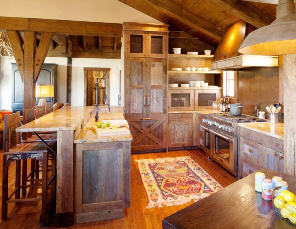 Bear Ridge Consruction Kitchen